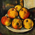 Apples - Paul Cezanne