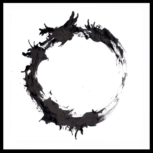 Enso from movie Arrival (thin border) 512px