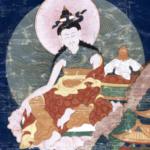 Jigme Lingpa thangka