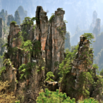 mountains - Zhangjiajie national park 512px